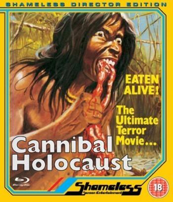 Cannibal Holocaust Bluray