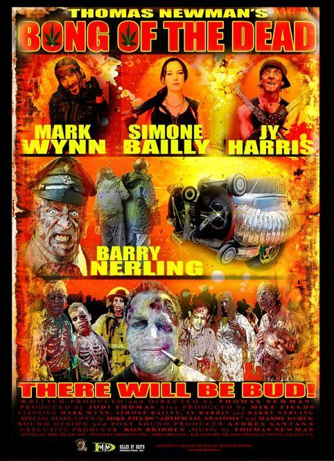 Bonf of the Dead poster