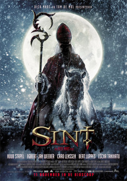 Sint to hit theaters USA