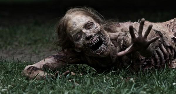 crawling dead