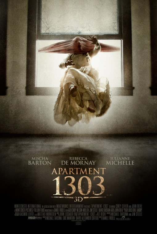 Apartment 1303 poster
