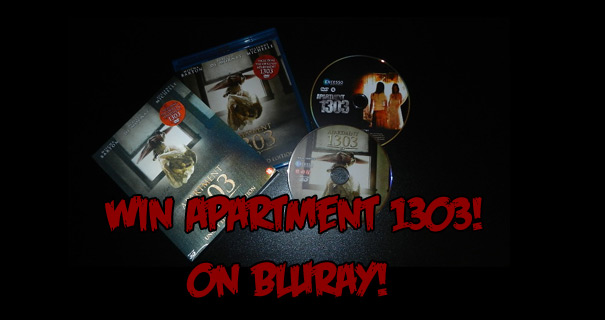 Apartment 1303 Giveaway