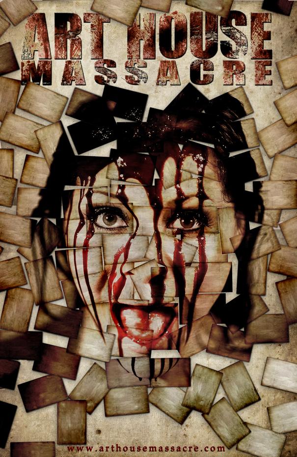Art House Massacre poster 2