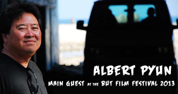 Albert Pyun, main guest at BUT Film Festival 2013