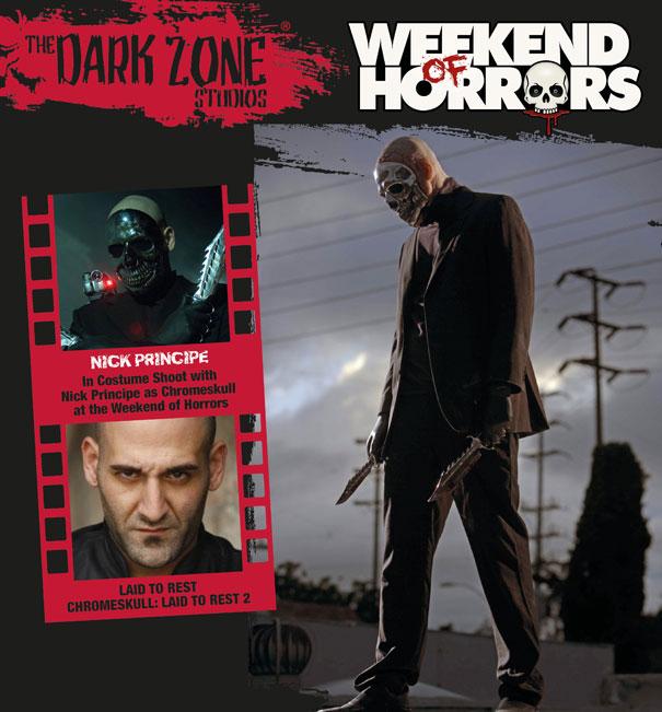Dark Zone Studios poster