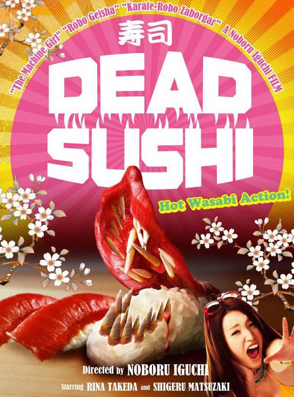 Dead Sush Poster