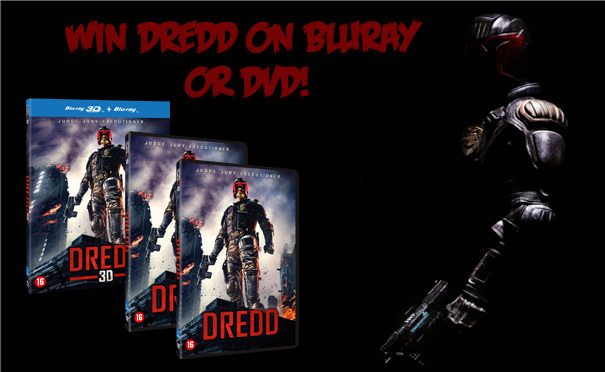 Dredd 3D Giveaway