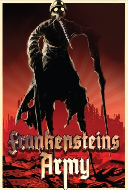frankensteins army poster1
