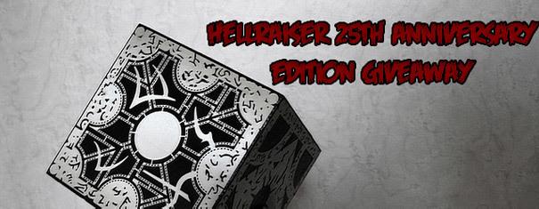 Hellraiser give away