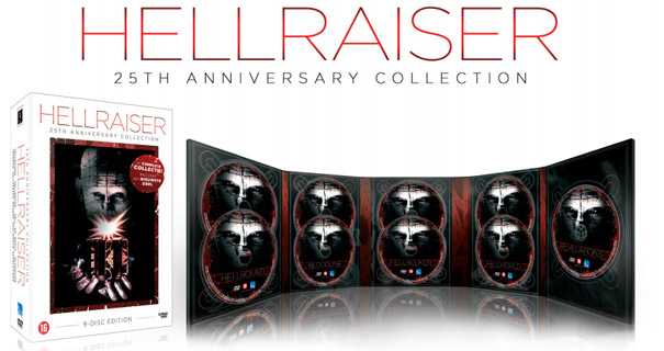 Hellraiser box set
