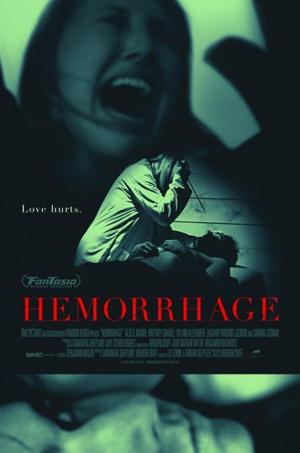 hemorrhage poster