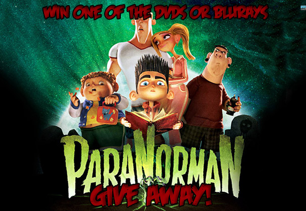Paranorman Giveaway