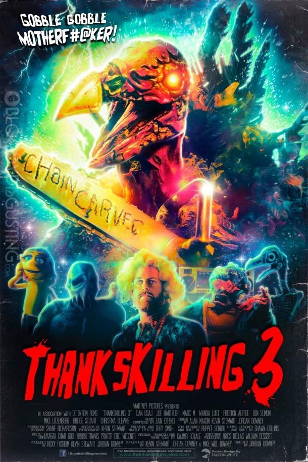 Thankskilling 3 Poster