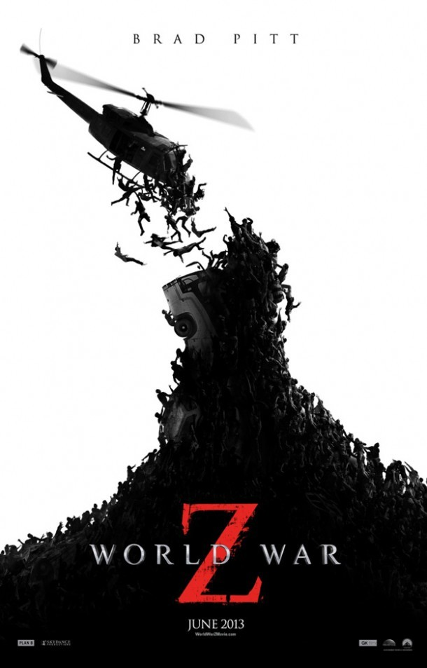 World War Z second poster