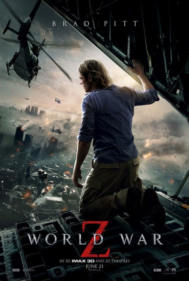 World War Z third poster