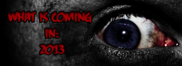 Horror movies 2013