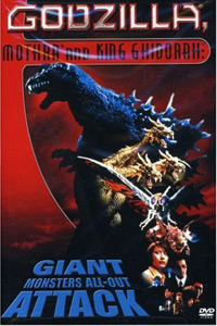 Godzilla, Mothra & King Ghidorah: Giant Monsters All-Out Attack (2001)