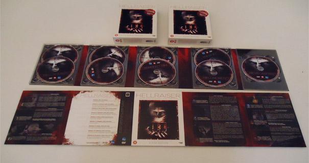Hellraiser 25th anniversary box