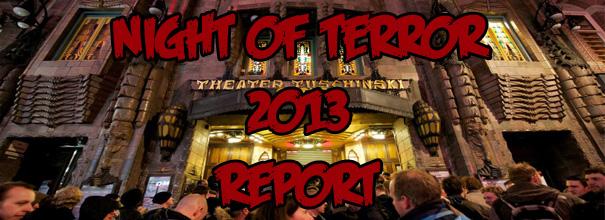 Night of Terror 2013